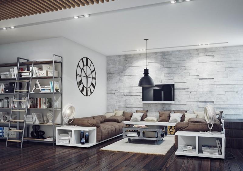 Mẫu phòng khách đẹp dành cho nhà phố - Ảnh 4.