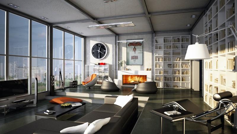 Mẫu phòng khách đẹp dành cho nhà phố - Ảnh 5.