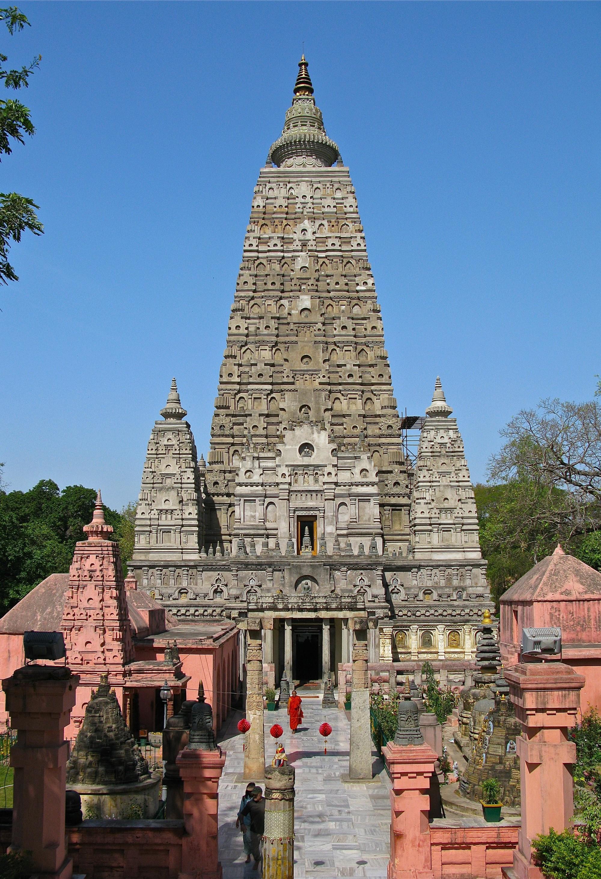 Mahabodhi_Temple_Bodh_Gaya_Bihar_India