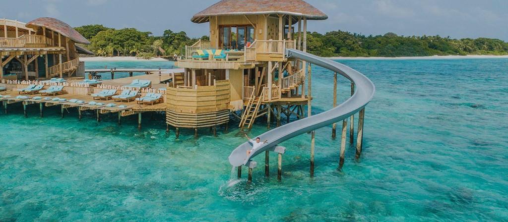 Khu biệt thự 9 phòng ngủ sang chảnh nổi tiếng Maldives - Ảnh 2.