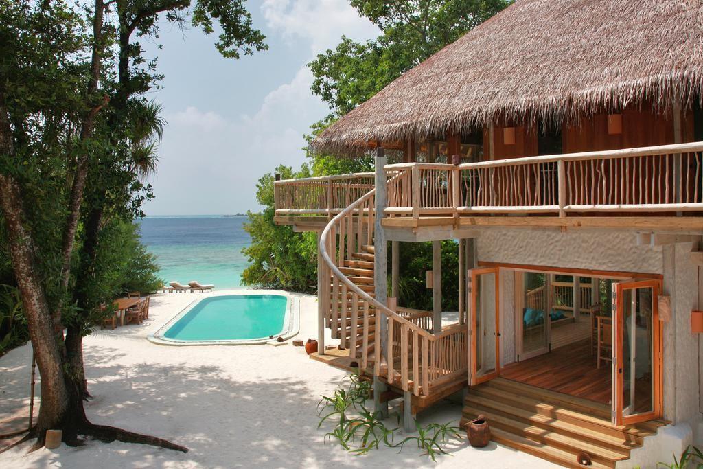 Khu biệt thự 9 phòng ngủ sang chảnh nổi tiếng Maldives - Ảnh 3.