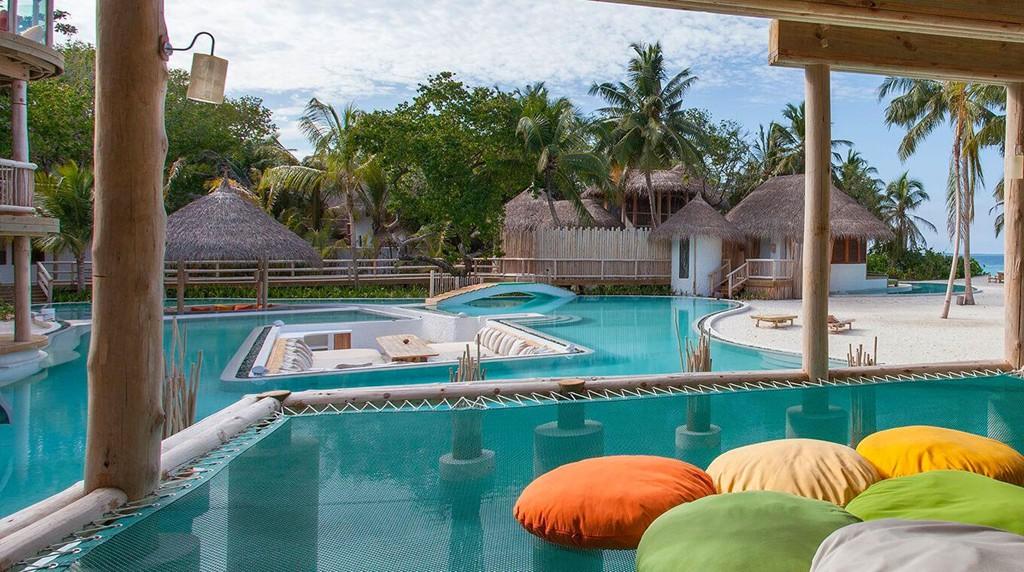 Khu biệt thự 9 phòng ngủ sang chảnh nổi tiếng Maldives - Ảnh 4.