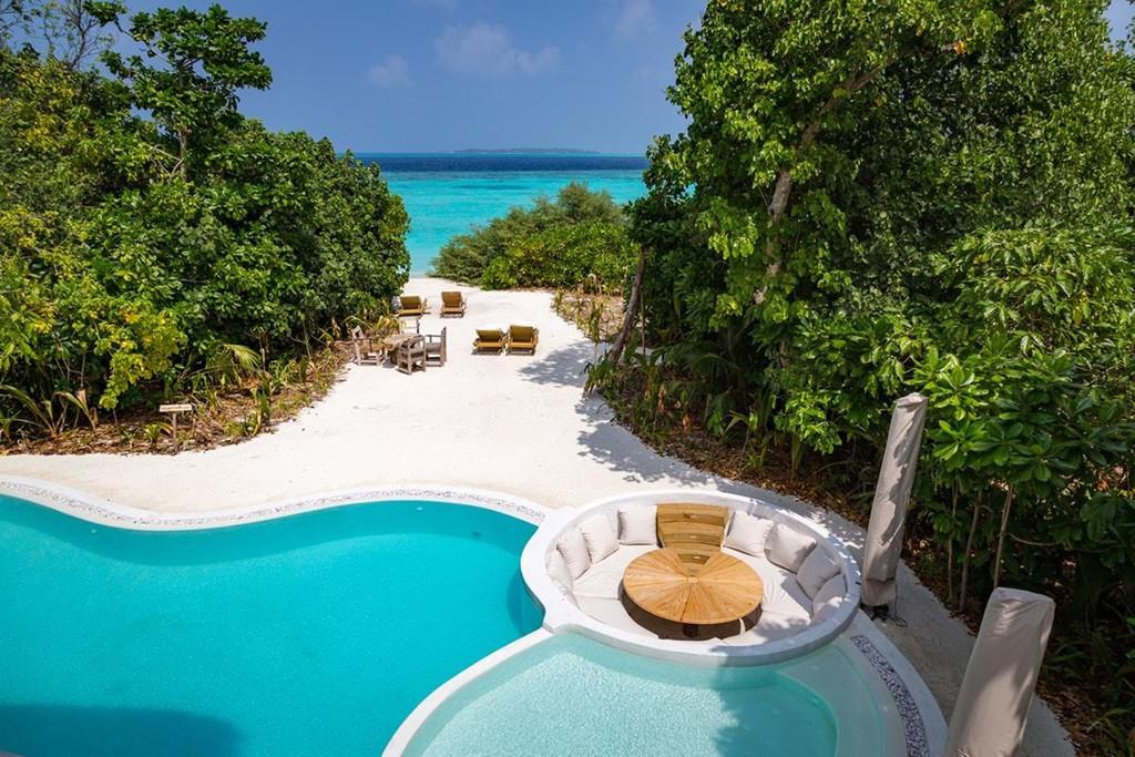 Khu biệt thự 9 phòng ngủ sang chảnh nổi tiếng Maldives - Ảnh 5.