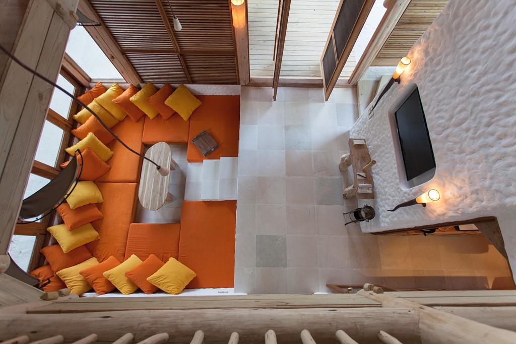 Khu biệt thự 9 phòng ngủ sang chảnh nổi tiếng Maldives - Ảnh 7.