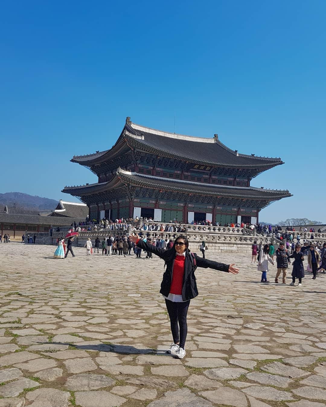 Lạc lối ở Seoul với những cung điện thường thấy trong các bộ phim cổ trang Hàn Quốc - Ảnh 1.