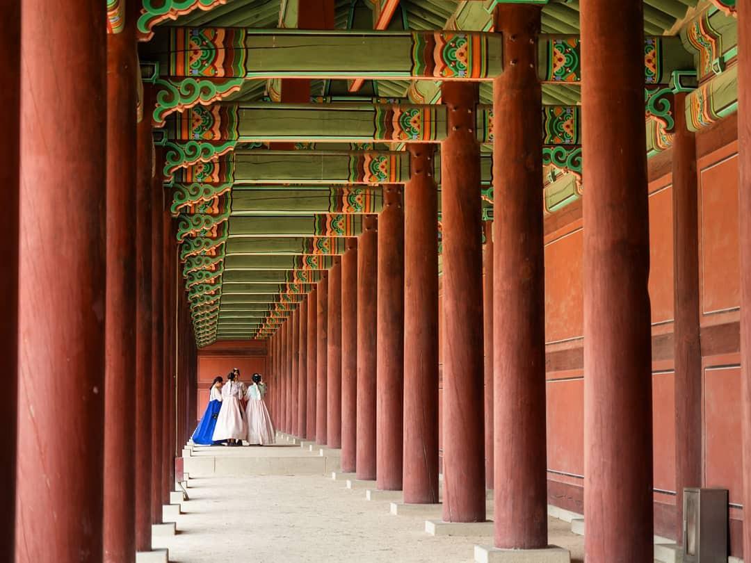 Lạc lối ở Seoul với những cung điện thường thấy trong các bộ phim cổ trang Hàn Quốc - Ảnh 12.