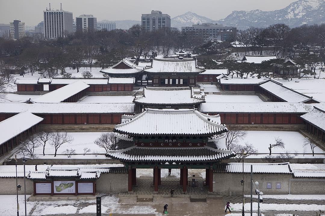 Lạc lối ở Seoul với những cung điện thường thấy trong các bộ phim cổ trang Hàn Quốc - Ảnh 14.