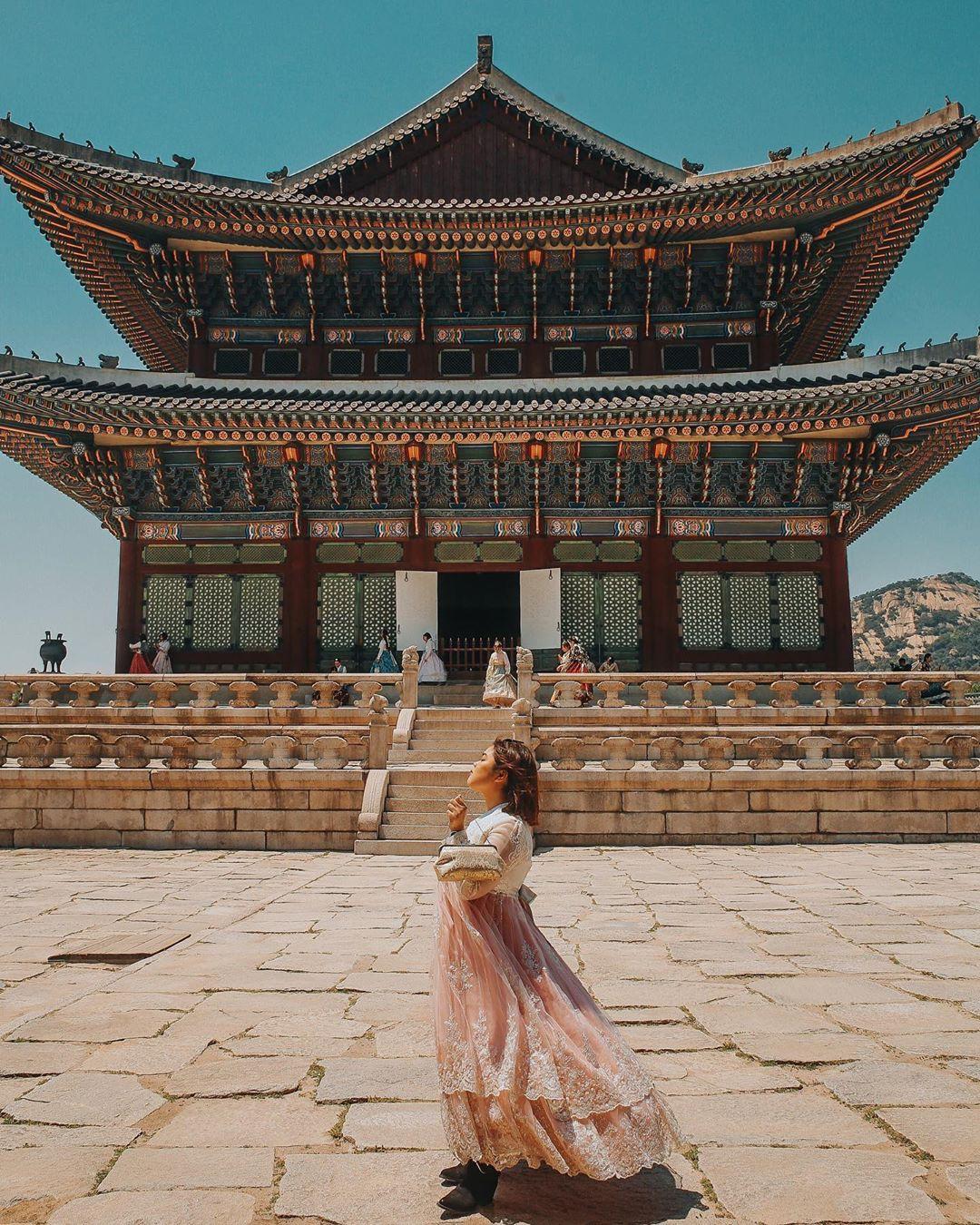 Lạc lối ở Seoul với những cung điện thường thấy trong các bộ phim cổ trang Hàn Quốc - Ảnh 8.