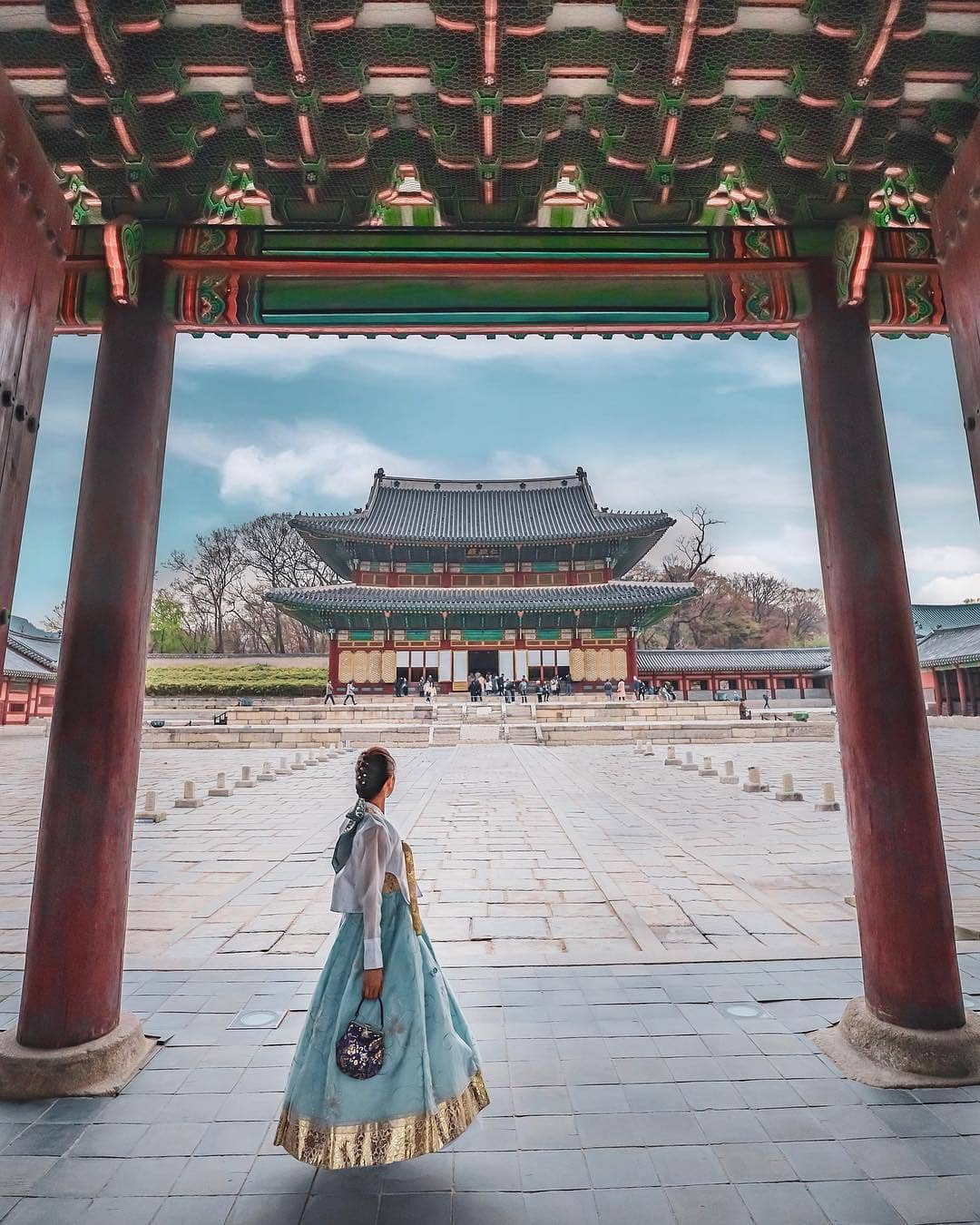 Lạc lối ở Seoul với những cung điện thường thấy trong các bộ phim cổ trang Hàn Quốc - Ảnh 9.