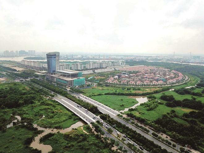 Vận động Nhà thờ Thủ Thiêm giao đất làm đường ven sông Sài Gòn - Ảnh 3.