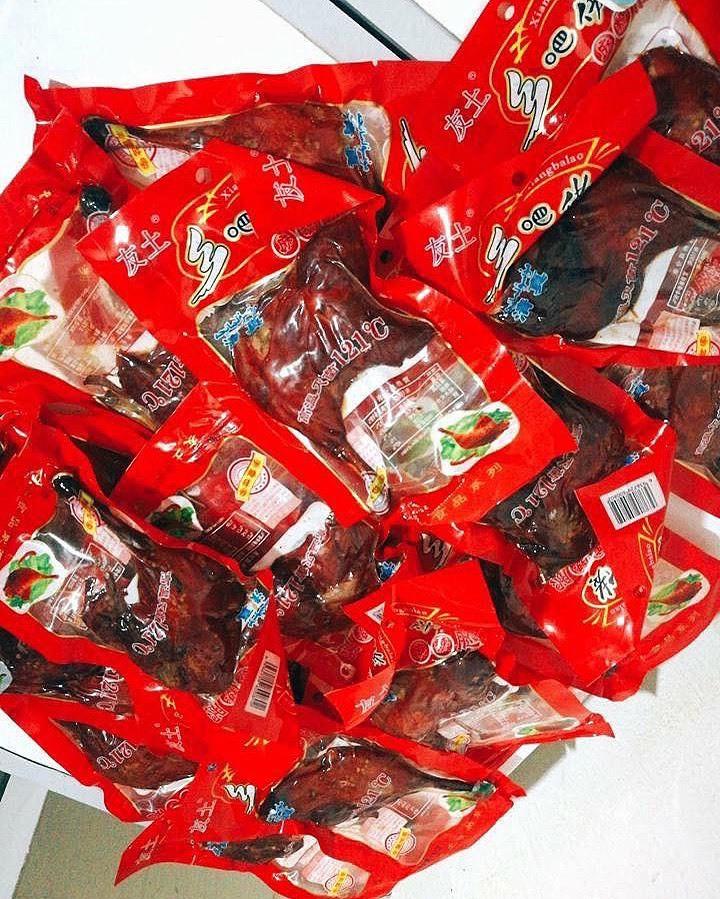 Đùi gà Trung Quốc để 1 năm không hỏng, 15.000/cái chồng tha hồ nhậu - Ảnh 3.