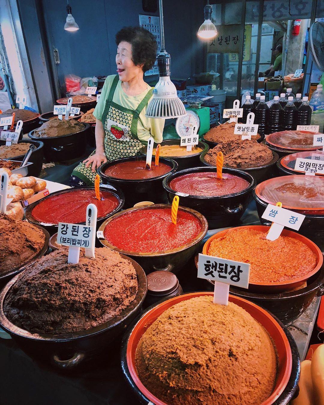 Ăn chơi phủ phê tại 4 khu chợ nổi tiếng nhất Hàn Quốc - Ảnh 10.