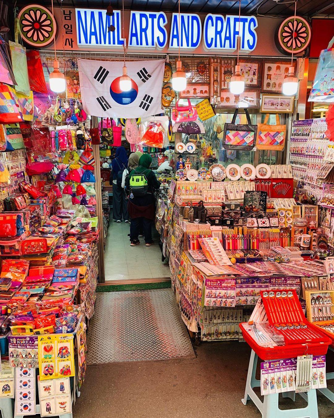 Ăn chơi phủ phê tại 4 khu chợ nổi tiếng nhất Hàn Quốc - Ảnh 12.