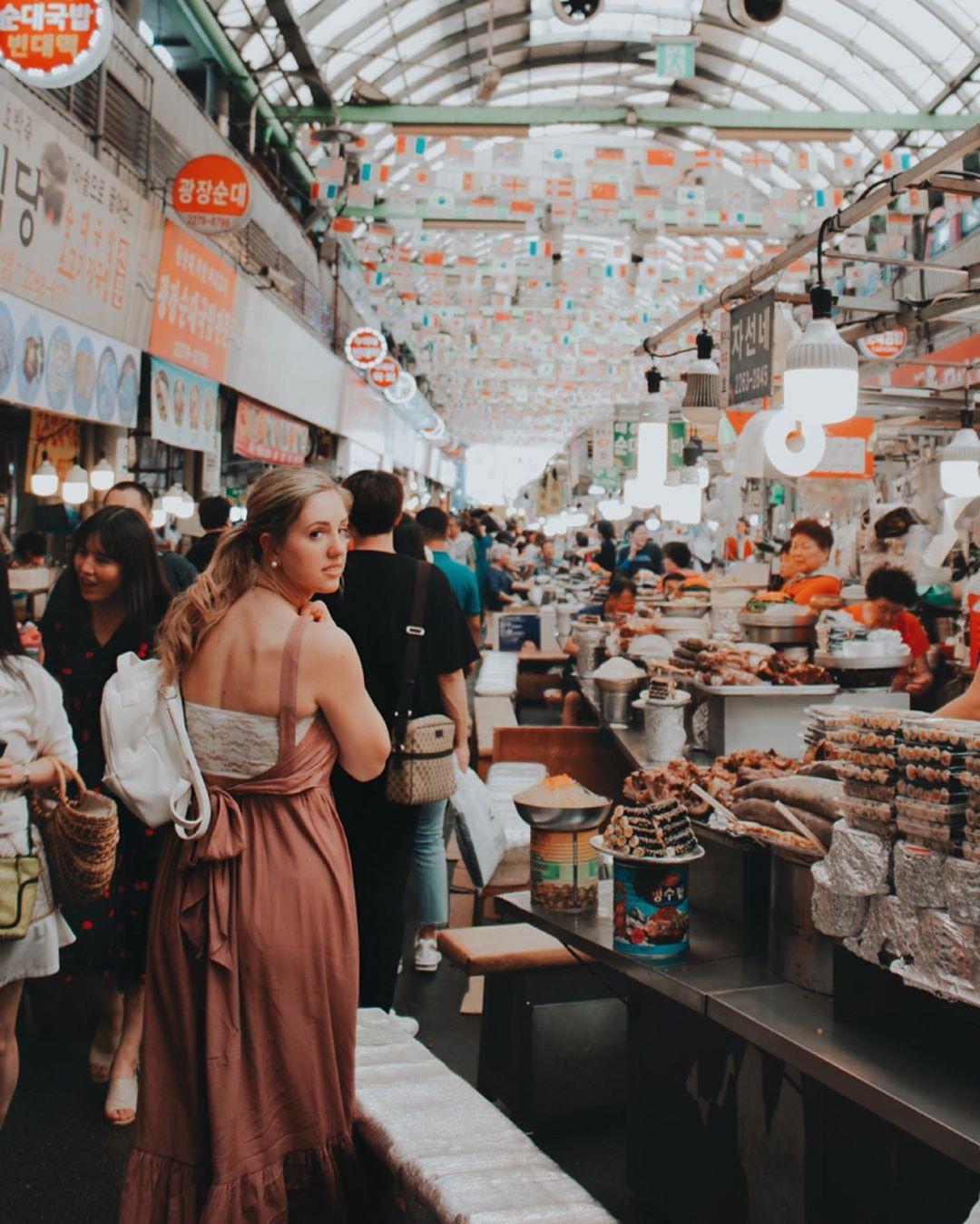 Ăn chơi phủ phê tại 4 khu chợ nổi tiếng nhất Hàn Quốc - Ảnh 13.