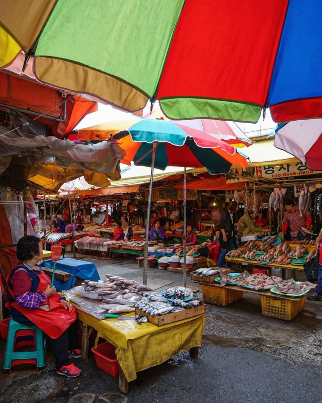 Ăn chơi phủ phê tại 4 khu chợ nổi tiếng nhất Hàn Quốc - Ảnh 4.