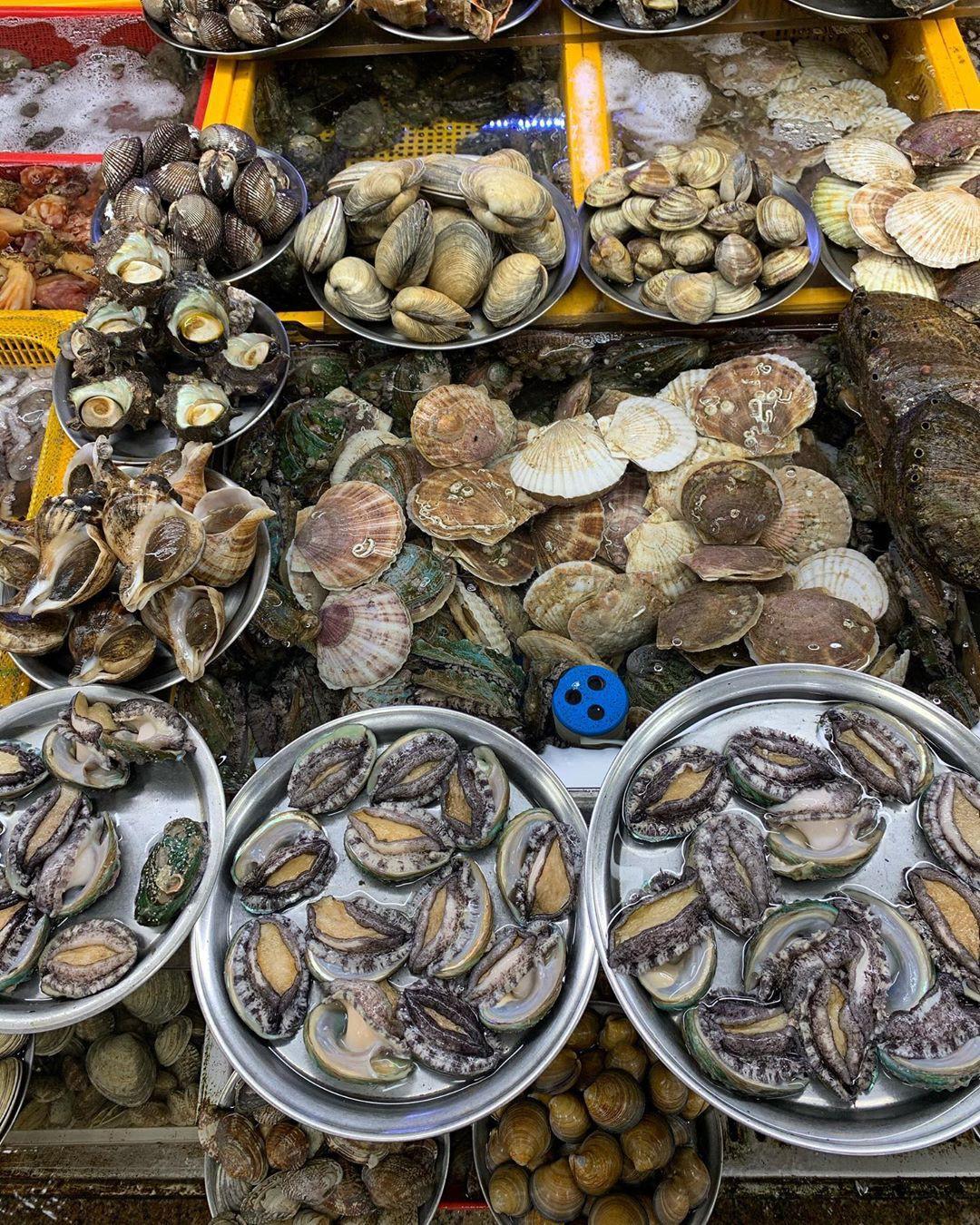 Ăn chơi phủ phê tại 4 khu chợ nổi tiếng nhất Hàn Quốc - Ảnh 8.