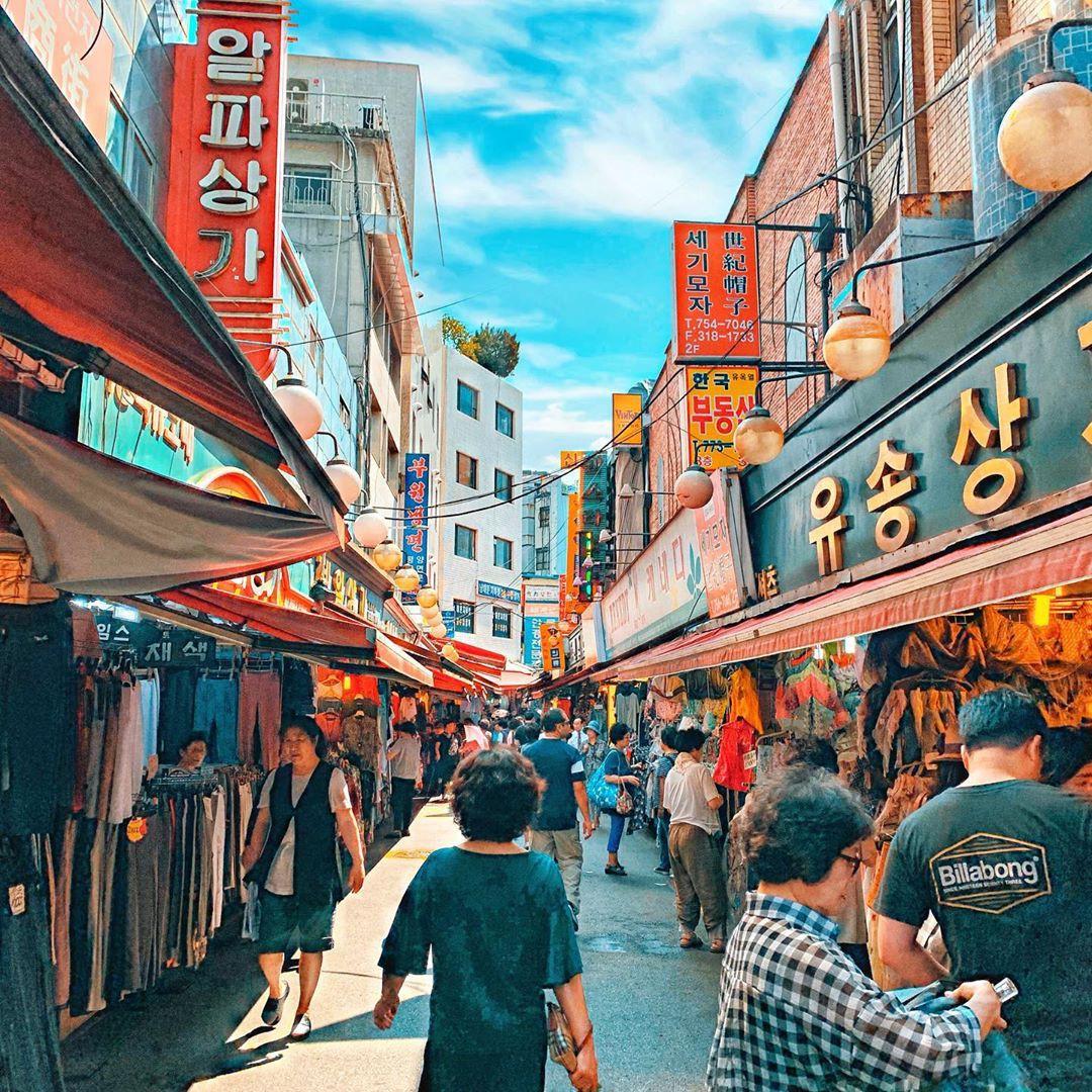Ăn chơi phủ phê tại 4 khu chợ nổi tiếng nhất Hàn Quốc - Ảnh 9.
