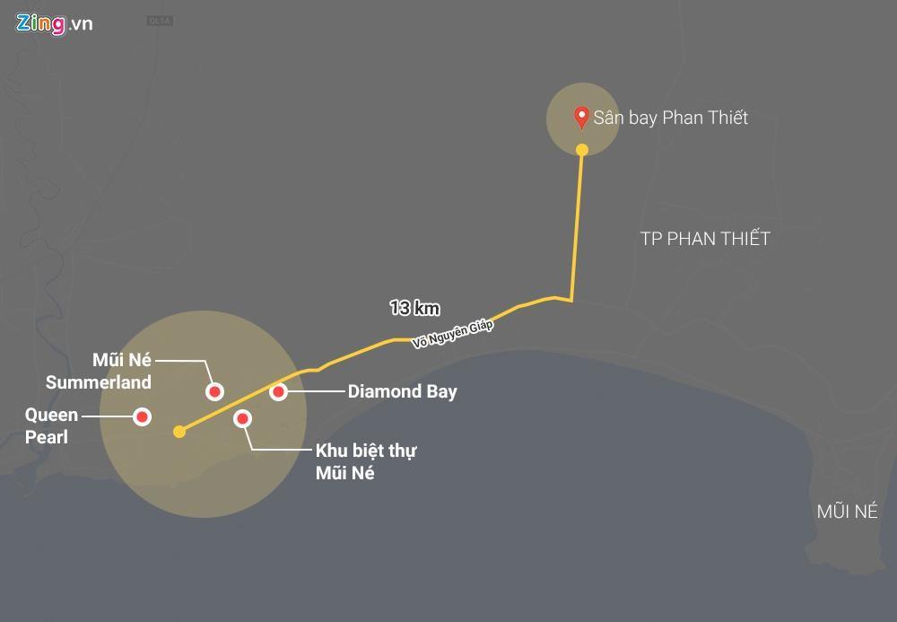 Hàng loạt dự án BĐS nghỉ dưỡng 'xếp hàng chờ' sân bay Phan Thiết - Ảnh 18.