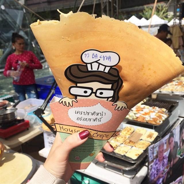 Những món ăn vặt nổi tiếng nhất định phải thử khi đến Thái Lan - Ảnh 12.