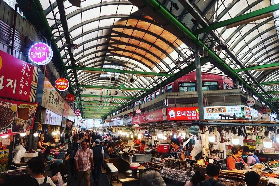 Không thể cưỡng lại sức hấp dẫn của 7 khu phố ẩm thực nổi tiếng nhất Seoul, Hàn Quốc - Ảnh 3.