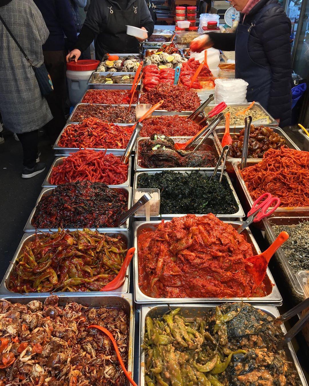 Không thể cưỡng lại sức hấp dẫn của 7 khu phố ẩm thực nổi tiếng nhất Seoul, Hàn Quốc - Ảnh 4.