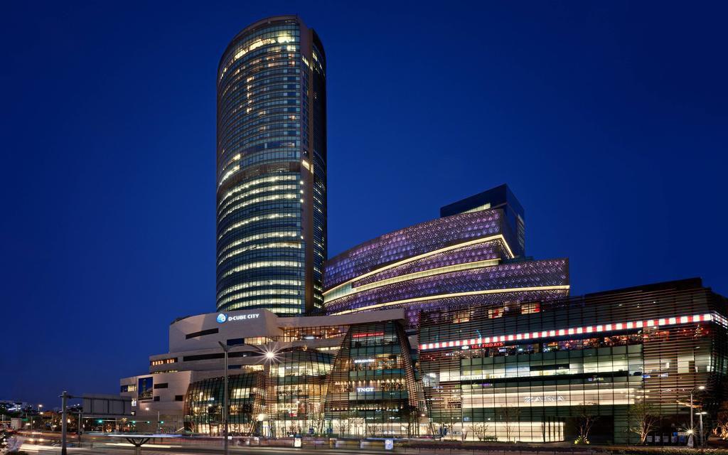 Những khách sạn 5 sao nổi tiếng nhất Hàn Quốc