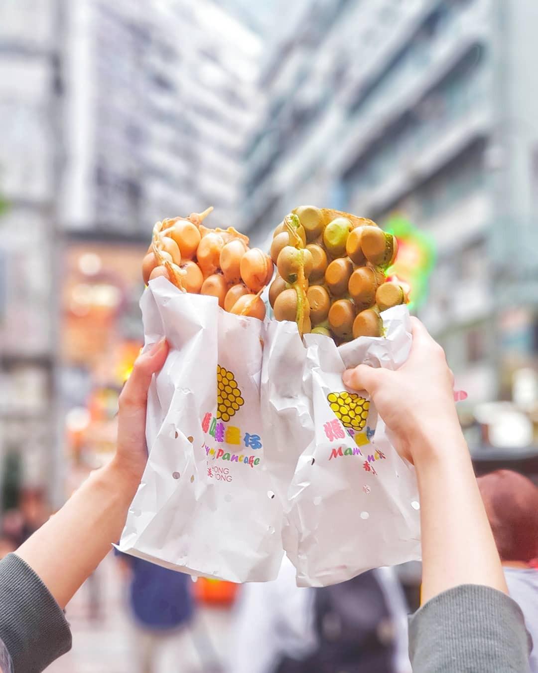 Nằm lòng 7 món ăn vặt siêu hấp dẫn cho team du lịch quét sập Hong Kong - Ảnh 1.