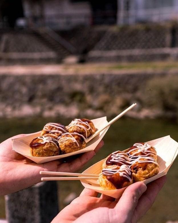 Khám phá ẩm thực đường phố Nhật Bản với những món ăn vặt nức tiếng không thể bỏ qua - Ảnh 17.