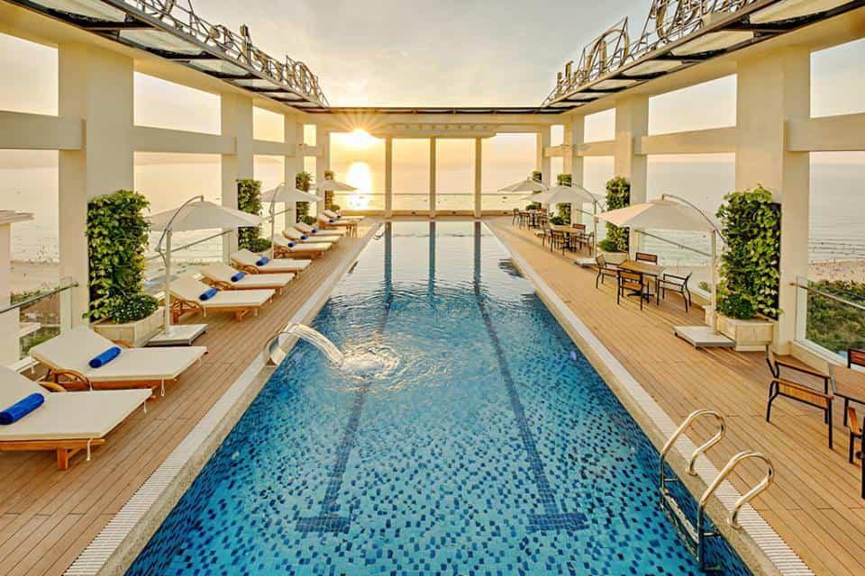 đà nẵng_Paris Deli Danang Beach Hotel
