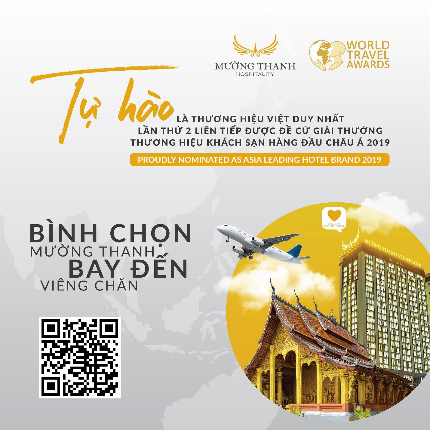 Thanh tiếp tục lọt đề cử 'Thương hiệu khách sạn hàng đầu Châu Á 2019 của WTA - Ảnh 2.