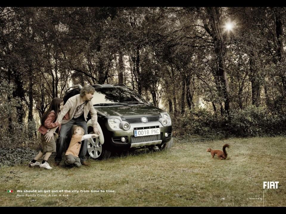 Những poster quảng cáo sáng tạo và hài hước nhất thế giới - Ảnh 14.