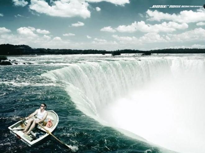 Những poster quảng cáo sáng tạo và hài hước nhất thế giới - Ảnh 2.