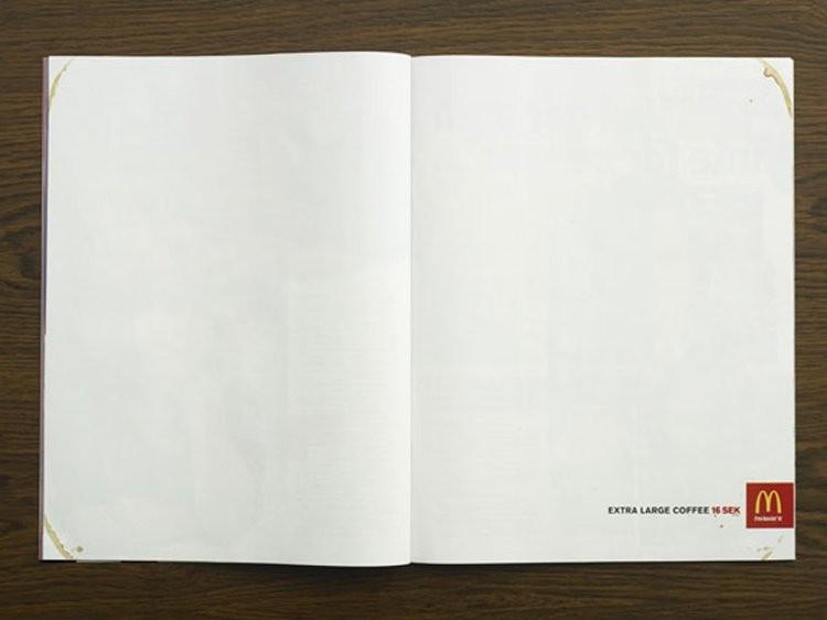 Những poster quảng cáo sáng tạo và hài hước nhất thế giới - Ảnh 3.