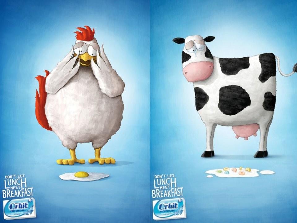 Những poster quảng cáo sáng tạo và hài hước nhất thế giới - Ảnh 4.