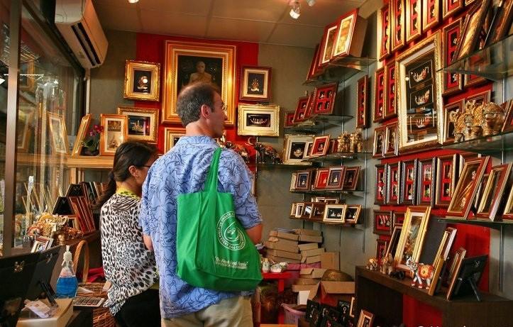 Du lịch Bangkok, nhớ ghé qua chợ cuối tuần Chatuchak để mua những món hàng rẻ - Ảnh 3.