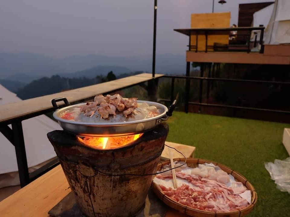 Homestay so huu view nhin tron nui doi bat ngat o Chiang Mai hinh anh 14