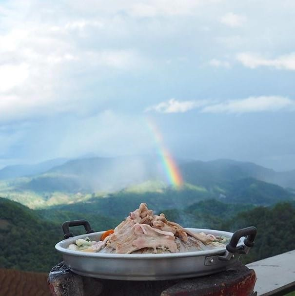 Homestay so huu view nhin tron nui doi bat ngat o Chiang Mai hinh anh 16