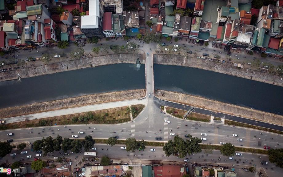 'Sông Tô Lịch còn lại gì ngoài cái tên?'