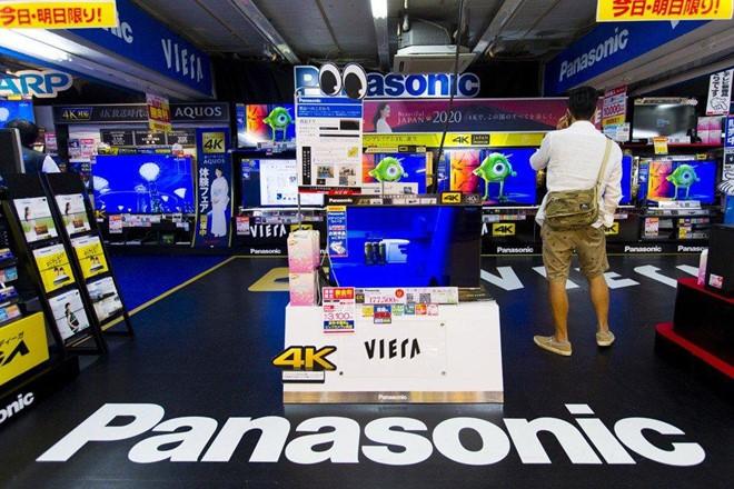 Sony, Panasonic khốn đốn vì chiến tranh thương mại Nhật - Hàn - Ảnh 2.