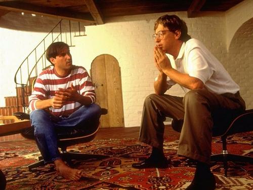 Bill Gates gọi Steve Jobs là 'tên khốn' kiêm lãnh đạo thiên tài - Ảnh 1.