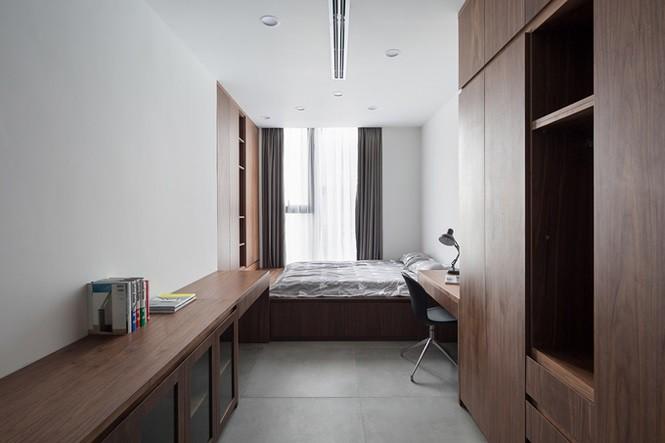 Gia chủ Hà Nội gộp hai căn hộ thành một 'biệt thự trên không' - Ảnh 9.