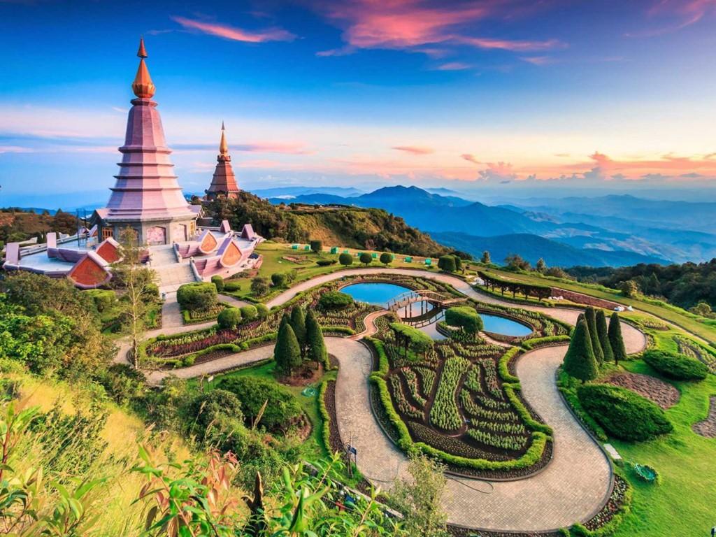 Công-viên-quốc-gia-Doi-Inthanon-Chiang-Mai