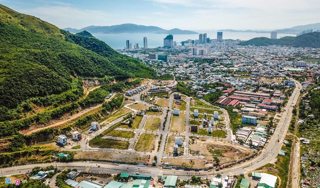 La liệt các vụ 'cạo trọc' núi ở Nha Trang để làm bất động sản - Ảnh 12.