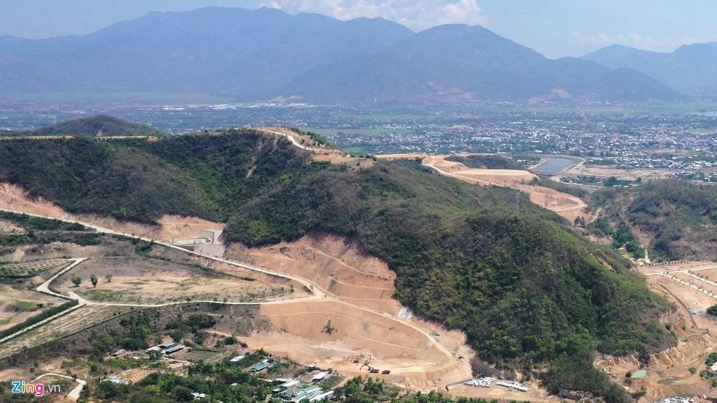 La liệt các vụ 'cạo trọc' núi ở Nha Trang để làm bất động sản - Ảnh 15.