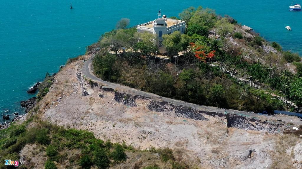 La liệt các vụ 'cạo trọc' núi ở Nha Trang để làm bất động sản - Ảnh 2.