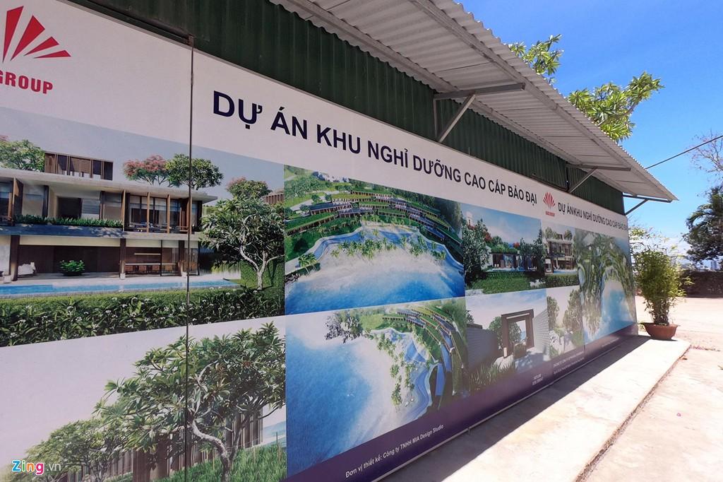 La liệt các vụ 'cạo trọc' núi ở Nha Trang để làm bất động sản - Ảnh 4.