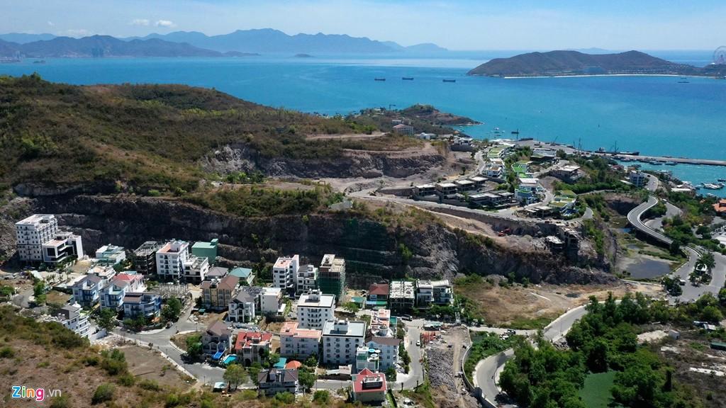 La liệt các vụ 'cạo trọc' núi ở Nha Trang để làm bất động sản - Ảnh 5.