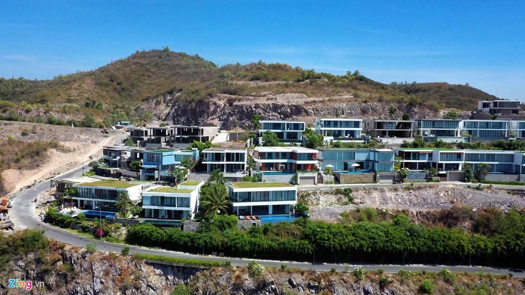 La liệt các vụ 'cạo trọc' núi ở Nha Trang để làm bất động sản - Ảnh 6.