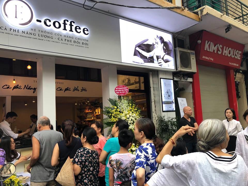 Cửa hàng E-Coffee