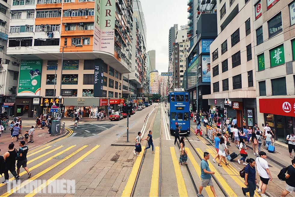 Tuổi trẻ, hãy xách ba lô tới Hồng Kông một chuyến: Sống cùng thanh xuân - Ảnh 9.